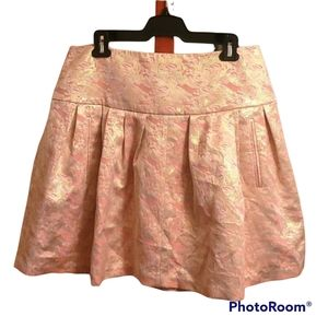 Moulinette Soeurs Sugar um Pink Skirt